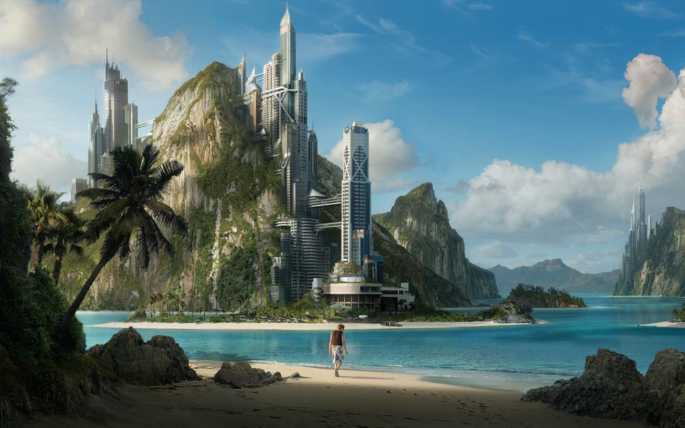 How might our future look? Image Credit: Dylan Cole