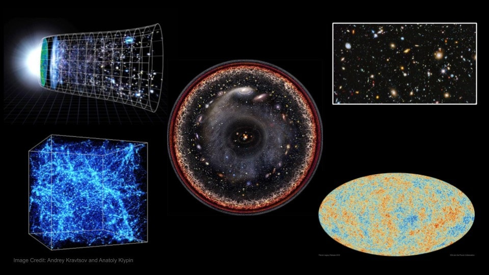 Is the universe self-existent? Can we explain why the universe exists?
